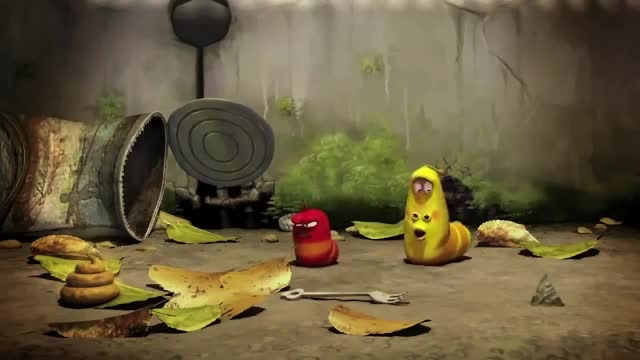 کارتون انیمیشنی لاروا - فصل اول قسمت 58
