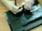 آموزش تعمیرات کامپیوتر بازکردن لپ تاپ سامسونگ مدل Samsung Q3