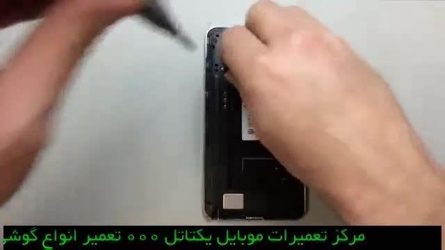 آموزش تعویض تاچ و LCD گالکسی نوت 3