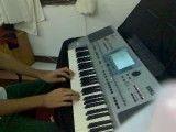 مدارا شهرام شکوهی با پیانو