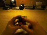 آموزش حل مکعب روبیک2