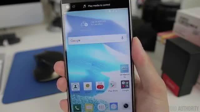نگاه نزدیک به تلفن هوشمند LG V10