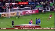 گل های بازی اتریش 2 - مولداوی 1 (مقدماتی یورو 2016)