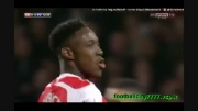 خلاصه بازی آرسنال 1 - 2 منچستریونایتد (لیگ برتر جزیره)
