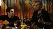 اجرای زنده آهنگ با تو آرومم محمدرضا هدایتی
