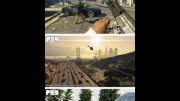 تغییرات گیم پلی بازی GTA V بین PS3 و PS4