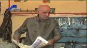 آب دوغ خیار خوردن علی صادقی