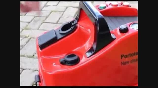 شستشوی سنگ با بخار شوی صنعتی فلامک ماشین