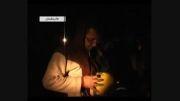 نجات جوان گرفتار شده در کوه های پاسارگاد