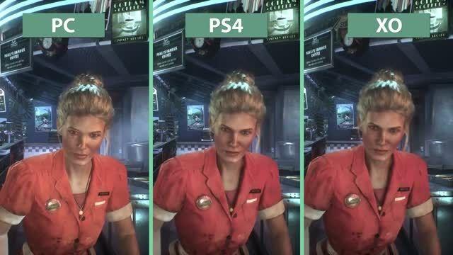 گرافیک بازی بتمن Arkham Knight در PC / PS4 l Xbox One