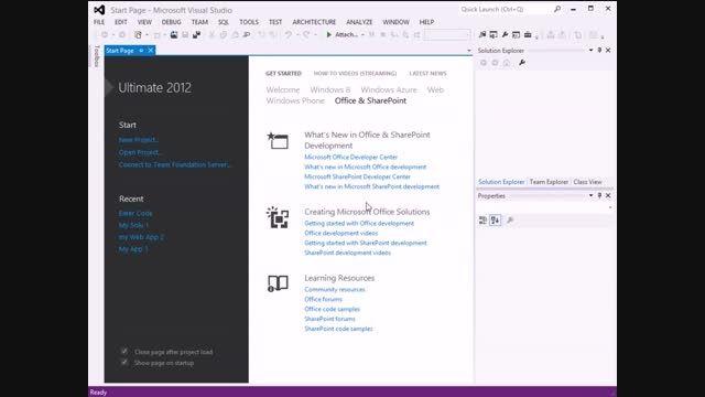 طراحی برنامه های کاربردی Visual Basic