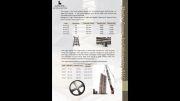 اسپیسر های پلاستیکی بتن و واتراستاپ -کلینیک فنی و تخصصی بتن