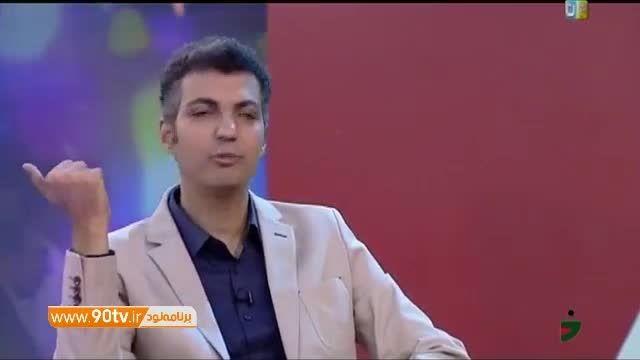 خندوانه: گفتگوی کامل جناب خان با عادل فردوسی پور