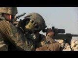 ONE SHOT ONE KILL Marine Scout Sniper kills a Taliban sniper - YouTube