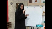 آموزش دوخت مقنعه باحجاب برای تشویق دخترانمون به حجاب
