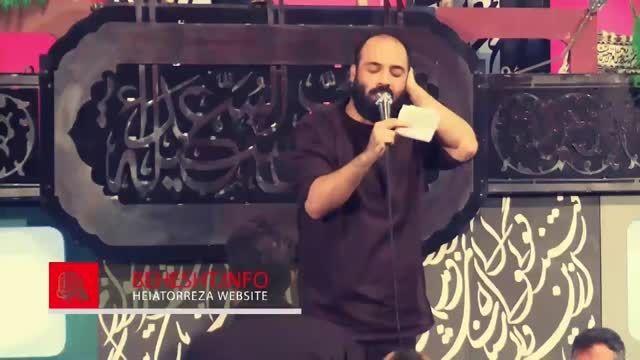 هلالی-شب چهارم محرم ۱۳۹۳-زمینه به مادرت حلالم کن ....