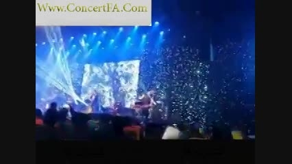 کنسرت سامان جلیلی آهنگ خیال www.ConcertFA.Com