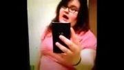 دختر چاق مظلوم :(