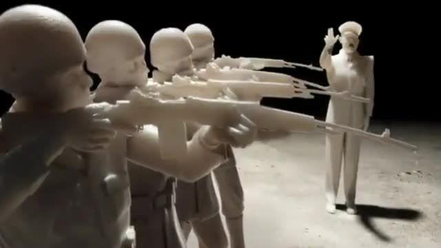 ویدیوی تاثیر گذار نابودی ظلم در دنیا