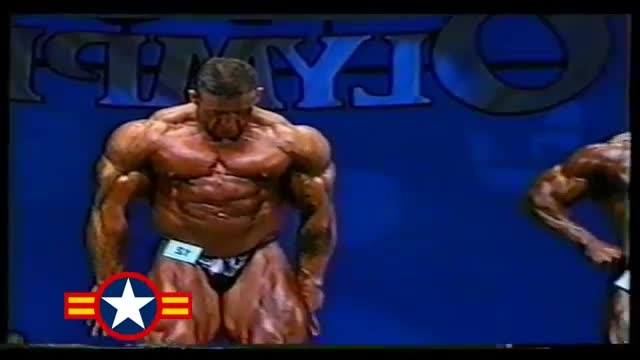 Shawn Ray And Dorian Yates_1996