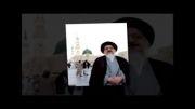 پیامبر چگونه ابوبکر را بجای خودشان برای اقامه نماز فرستادند در حالیکه او را ...؟