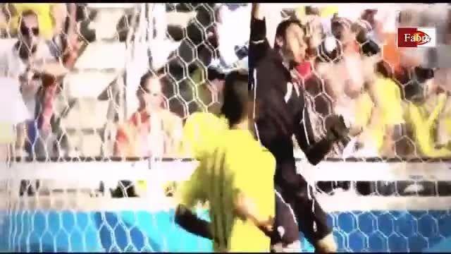 بهترین سیو های کیلور ناواس دروازه بان رئال مادرید