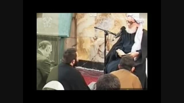 آیت الله مجتهدی تهرانی   قبولی اعمال در گرو قبولی نماز