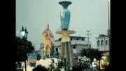 انفجار شدید - میدان شهرداری لالجین