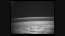 تصویر خروج ارواح از جو زمین توسط ناسا