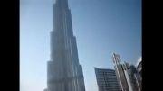 پخش اذان از فراز بلندترین برج جهان