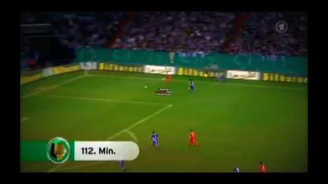 سریعترین فوتبالیست های جهان