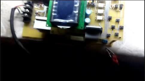 راه اندازی موتور 3 فاز 1 کیلو وات
