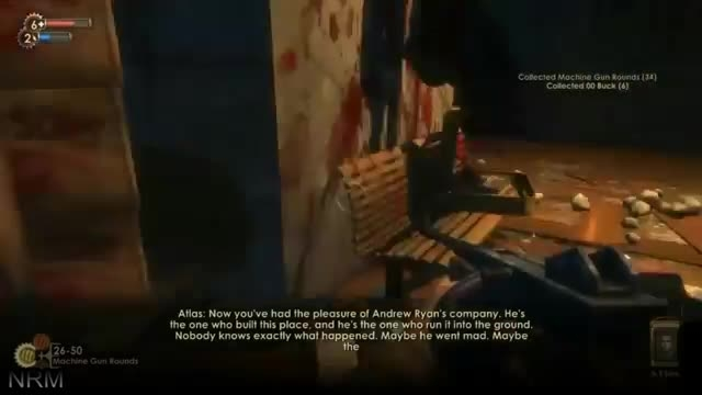 BioShock all cutscenes