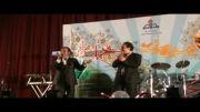 این بار کل کل طنز و خنده دار حسن ریوندی با بهمن هاشمی