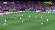 گل و خلاصه بازی اتلتیکو مادرید 1 - 0 رئال مادرید