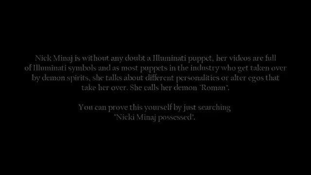 موجودات بیگانه در قالب انسانها 4 (شیطان پرستان)