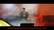 کنسرت بندر عباس سلطان احساس مجید خراطها