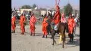 دیلم روستای لنگیر-تعزیه شهادت علی اکبر(ع)- اول تعزیه 1392