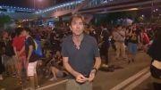 اعتراضات گسترده و بی سابقه در هنگ کنگ