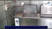 شستشوی و جرم زدایی از قالب های صنعتی در حمام التراسونیک