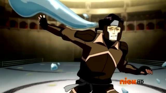 Avatar the legend of korra  AMV