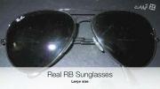 تشخیص عینک تقلبی Ray-Ban