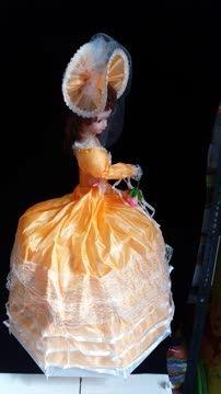 عروسک چتری بلند موزیکال