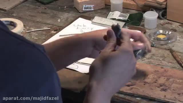 چگونه عروسک استاپ موشن بسازیم 1