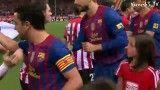 جشن قهرمانی بارسلونا در کوبادلری