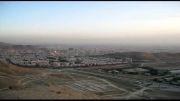 نمایی از شهر اراک