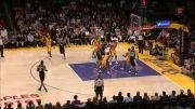 ده بازی برتر تونی پارکر Tony Parker در فصل 13-2012 لیگ بسکتبال NBA