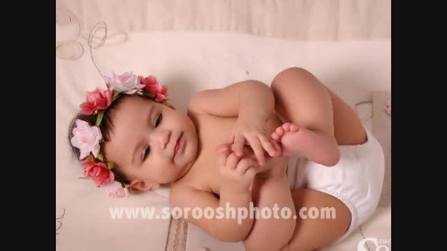 آتلیه عکاسی تخصصی بارداری ، نوزاد و کودک سروش فرمانیه 1