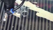 ماشین های برش لیزر- برش لیزر فلکسی توسط لیزر .