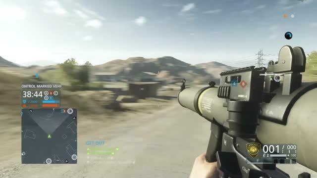سه kill جالب و مسخره بازی در Battlefield Hardline